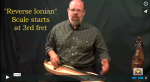 Jingle Bells for Mountain Dulcimer in 3 Different Tunings