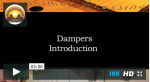 Dampers on Hammered Dulcimer