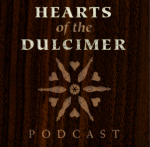 Erin Mae Lewis featured in Hearts of the Dulcimer Podcast