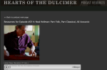 Neal Hellman Featured in Hearts of the Dulcimer Podcast