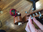 Tuning Hack for Scroll-Headed Dulcimer