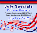 July 4th Special!