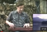Mountain Dulcimer Sighting!