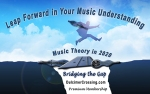 Leap Forward in Your Music Understanding